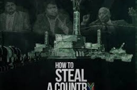 """How to steal a country, The documentary is out"""
