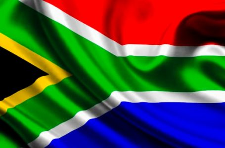 """The Presidency urges South Africans to display the national flag in solidarity"""